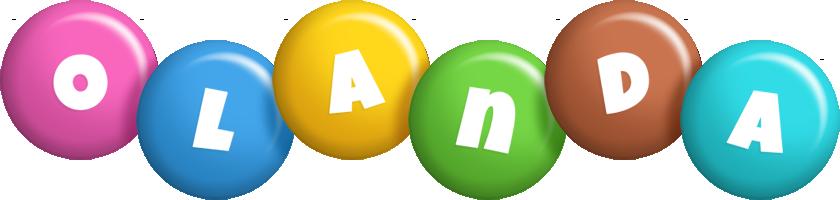 Olanda candy logo