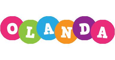 Olanda friends logo