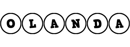 Olanda handy logo