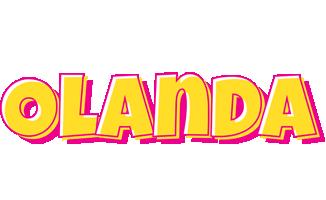 Olanda kaboom logo