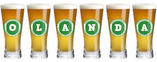Olanda lager logo