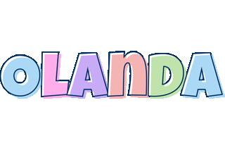 Olanda pastel logo