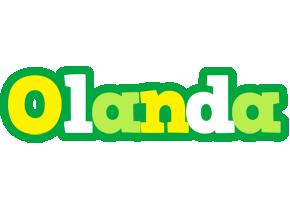 Olanda soccer logo