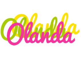 Olanda sweets logo