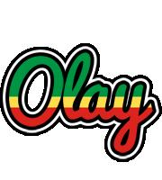 Olay african logo