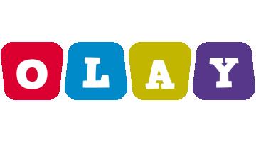 Olay daycare logo