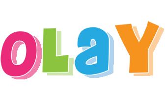 Olay friday logo