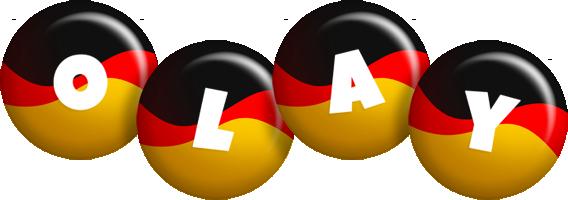 Olay german logo