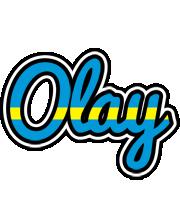 Olay sweden logo