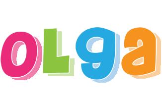 Olga friday logo