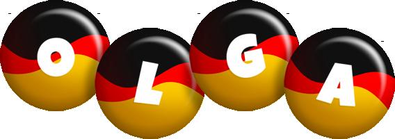 Olga german logo