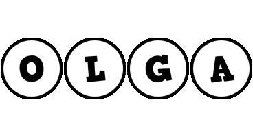 Olga handy logo