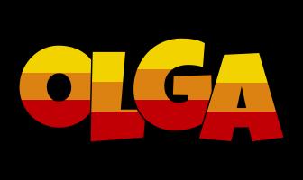 Olga jungle logo