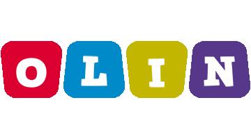 Olin daycare logo