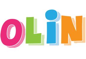 Olin friday logo