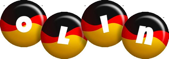 Olin german logo