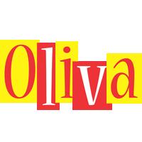 Oliva errors logo