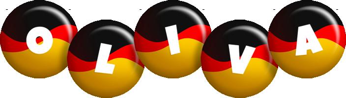 Oliva german logo