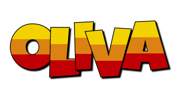 Oliva jungle logo