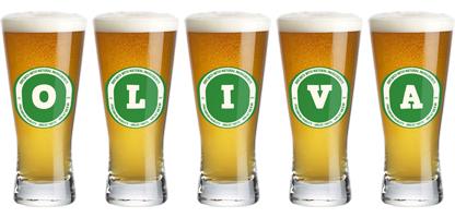 Oliva lager logo