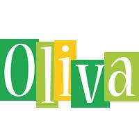 Oliva lemonade logo