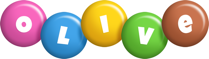 Olive candy logo