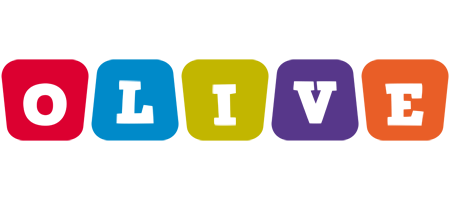 Olive daycare logo