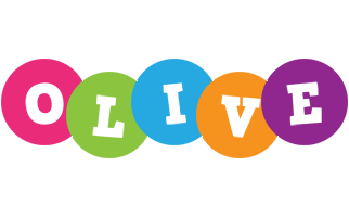Olive friends logo