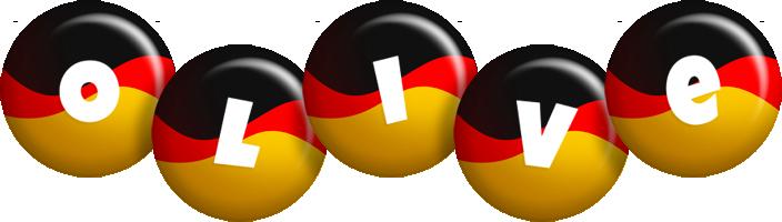 Olive german logo