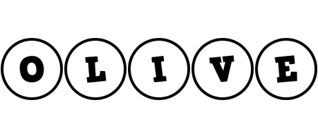 Olive handy logo