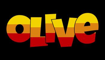 Olive jungle logo