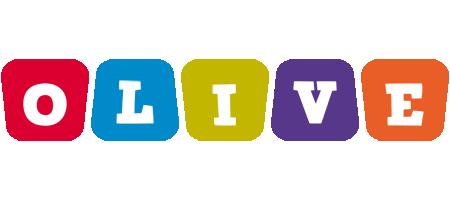 Olive kiddo logo