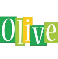 Olive lemonade logo