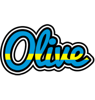 Olive sweden logo