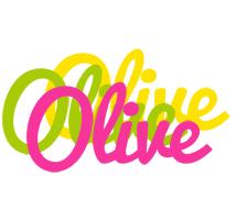 Olive sweets logo