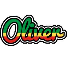 Oliver african logo
