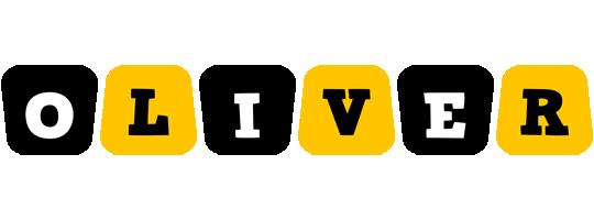 Oliver boots logo