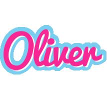 Oliver popstar logo