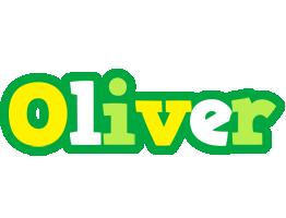 Oliver soccer logo