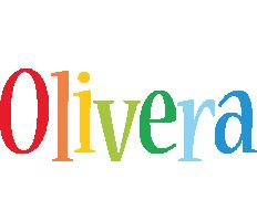Olivera birthday logo