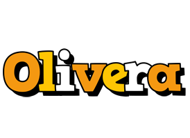 Olivera cartoon logo