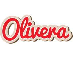 Olivera chocolate logo