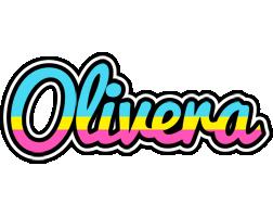 Olivera circus logo