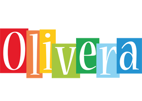 Olivera colors logo