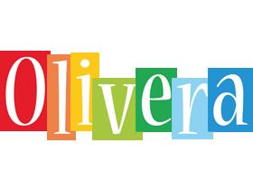 Olivera colors logo