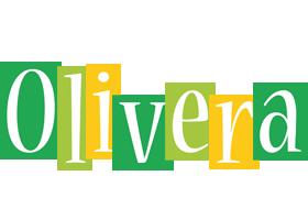 Olivera lemonade logo