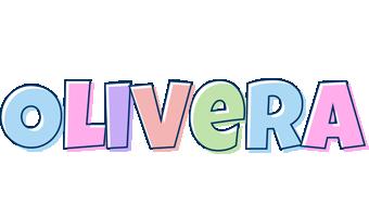 Olivera pastel logo