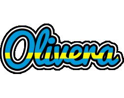 Olivera sweden logo