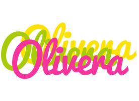 Olivera sweets logo