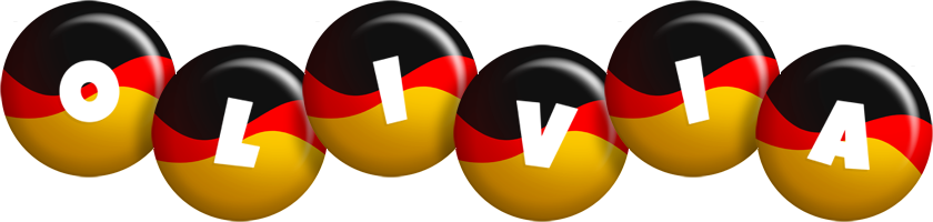 Olivia german logo